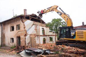 ordine demolizione abuso edilizio