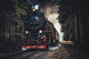 autoerotismo in treno